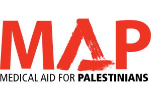 Hadeel Stall at Scottish MAP Fundraising Event