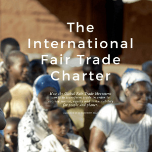 International Fair Trade Charter launch