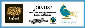 A Fair Trade Evening                                                           March 6, 2019