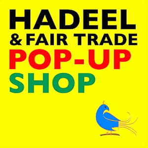 Hadeel Pop-Up Shop    February 23, 2019