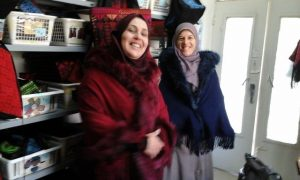 News from Melkite Palestinian Embroidery Workshop, Ramallah
