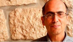Mazin Qumsiyeh visits Scotland
