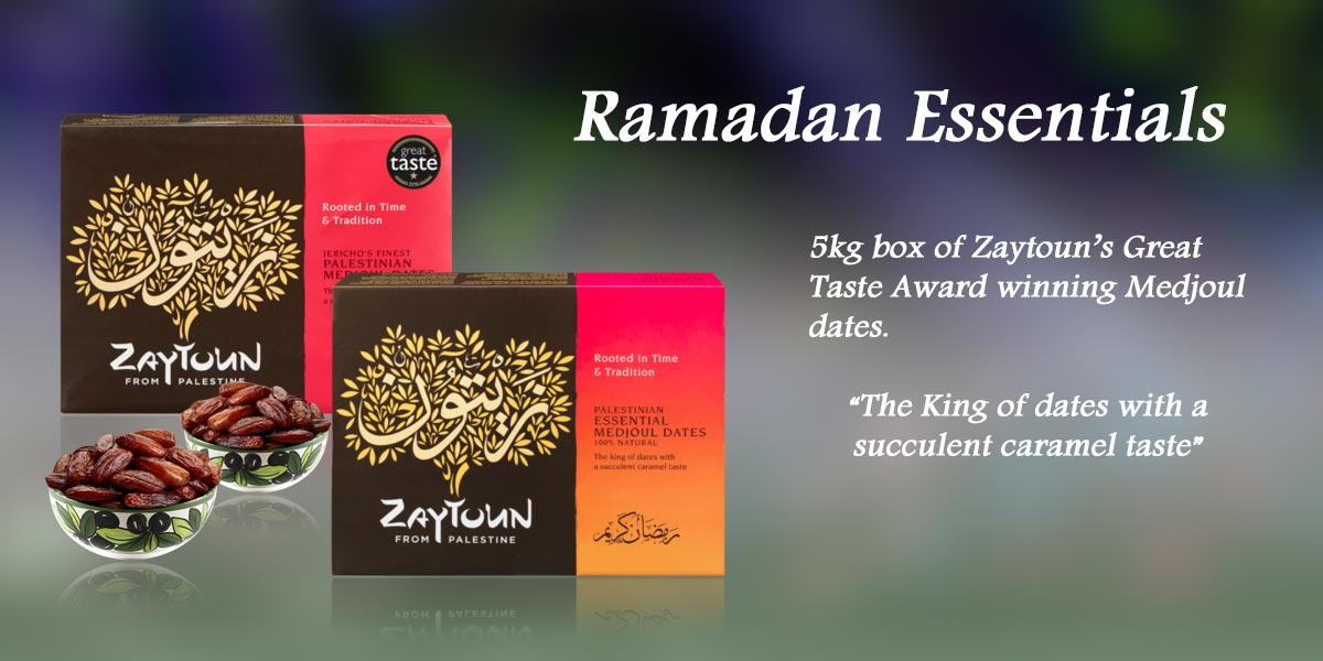 Ramadan Essentials - Zaytoun Medjoul Daters