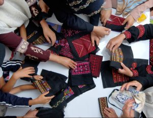 Palestinian |Fair Trade Embroidery