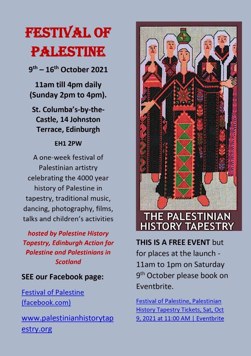 Festival of Palestine